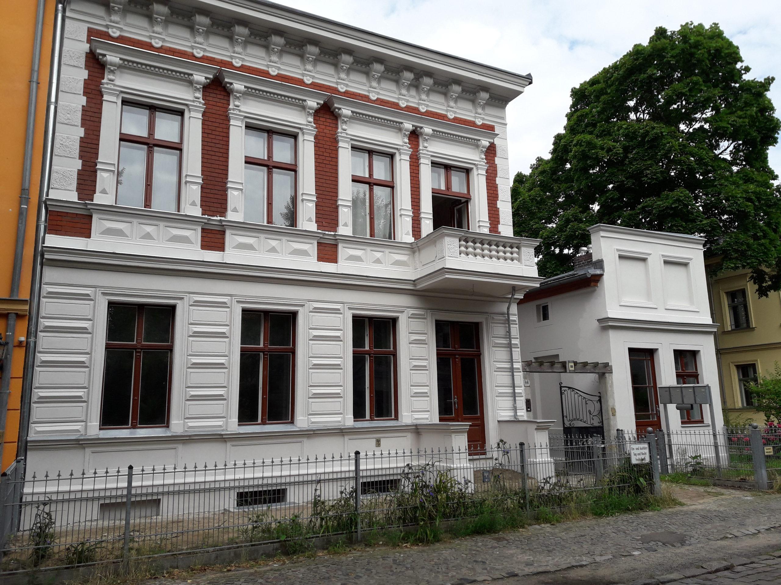 BV,Scharnweberstr.88 in 07.2021 Restauriert